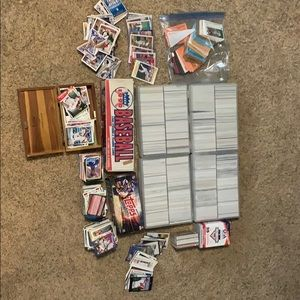 Huge Lot of Assorted Sports Cards!!!! 3000+ cards.